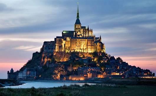 Le-Mont-St-Michel