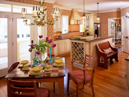 Country French Kitchen
