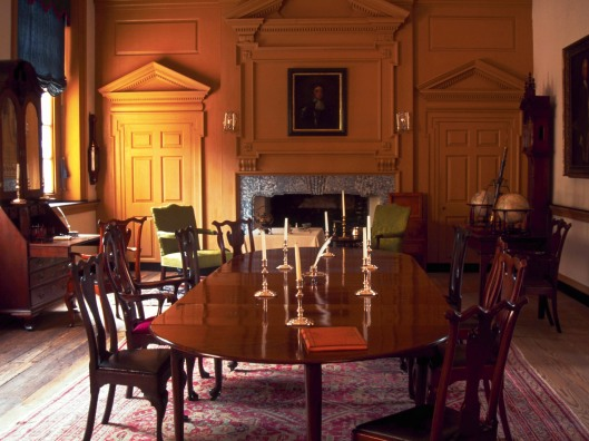 Conference Room in Independence Hall