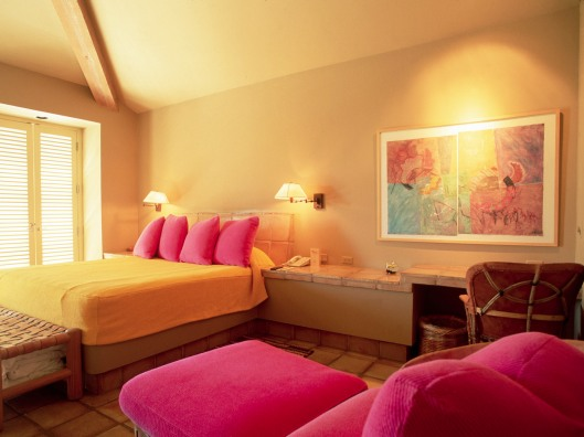 Double Room at the Auberge de Soleil