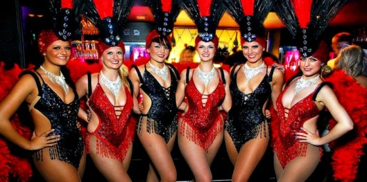 vegas showgirls_red_black