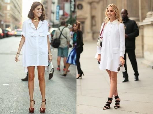 white-shirtdress-street-style
